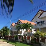 Townhouse for rent and for sale in Tropical Vision. Hua Hin Thailand 1