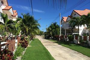 Townhouse for rent and for sale in Tropical Vision. Hua Hin Thailand